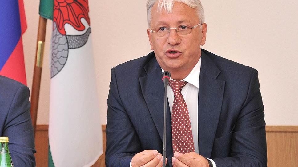 Колесов Николай Александрович, КРЭТ
